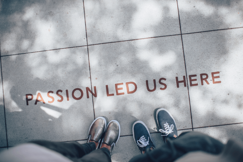 Passion led us here (1)