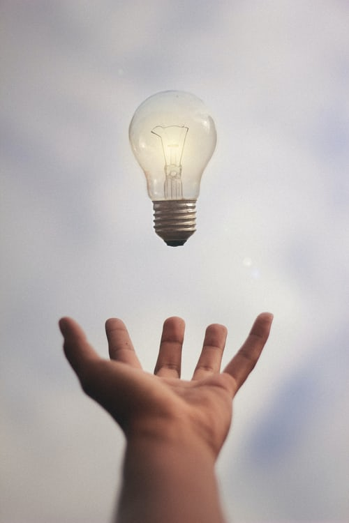 light bulb why choose us Candidates Tab